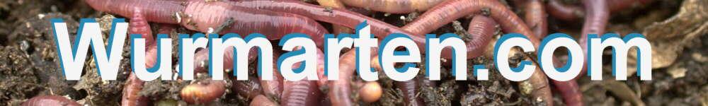 alle bekannten Würmer Würmerarten A-Z Infos